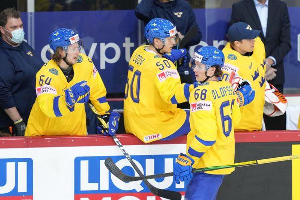 Ruotsi hävisi Venäjälle lopulta lukemin 3-2 tiukan taistelun jälkeen.