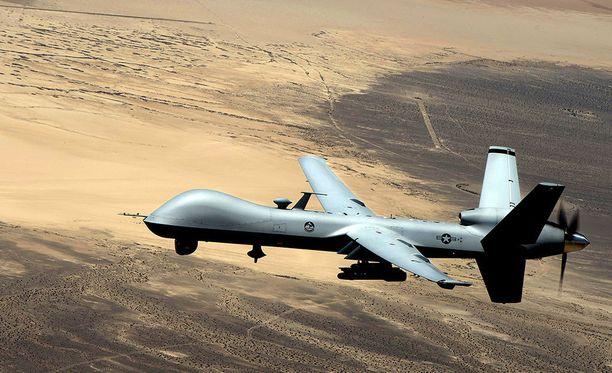 MQ-9 Reaper on Yhdysvaltain käyttämä, miehittämätön lennokki.