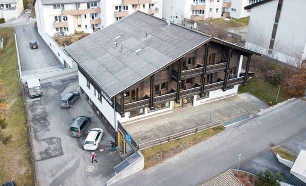Neustift im Stubaitalin sisäoppilaitos alppihiihtäjille on yksi paikoista, joissa epäillään tapahtuneen laajamittaista seksuaalista hyväksikäyttöä.