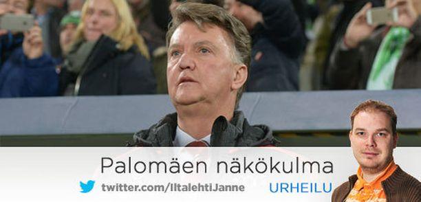 Louis van Gaalin aika Manchester Unitedissa lähenee päätöstään.
