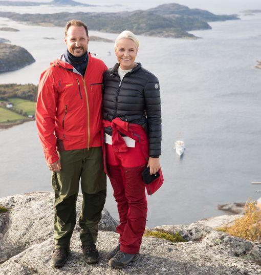 Prinssi Haakon on kruununperijä, kuningas Harald V:n ja kuningatar Sonjan toinen lapsi.