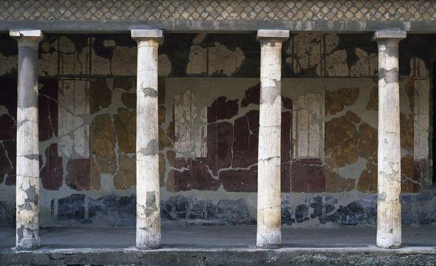 Roomalaiset huvilat olivat usein ylellisiä.