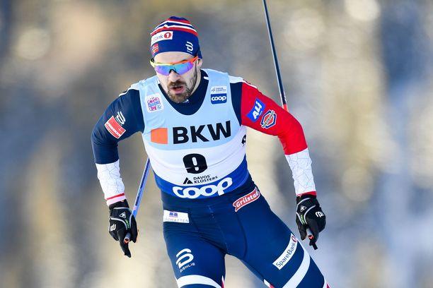 Sondre Turvoll Fossli saattaa joutua lopettamaan uransa jo 26-vuotiaana.