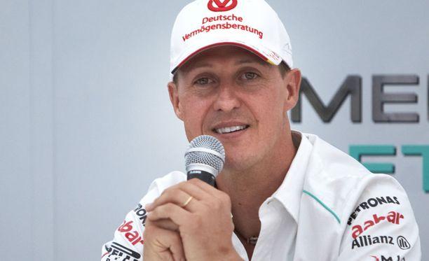 Michael Schumacherin terveydentilasta ei enää uutisoida.