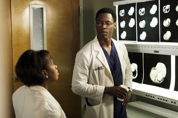 Greyn anatomia on erittäin suosittu yhdysvaltalainen sairaalasarja.