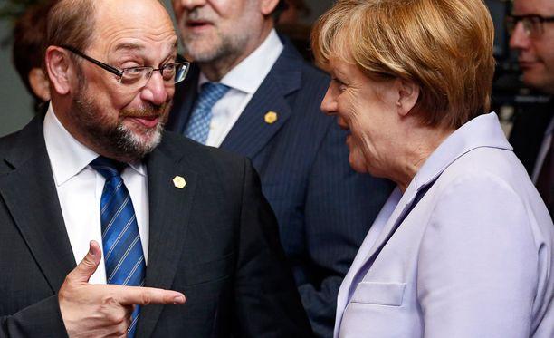 Martin Schulz tarjoaa Angela Merkelille todellisen haasteen Saksan tulevissa vaaleissa.