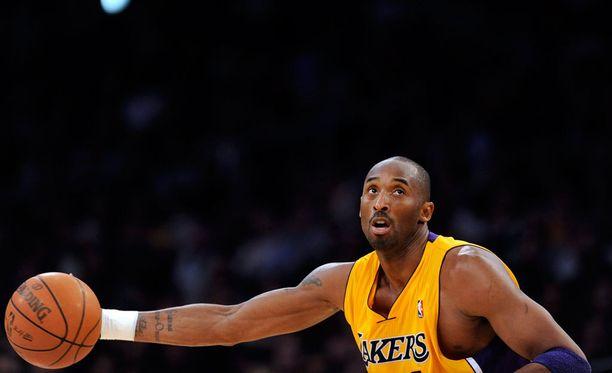Kobe Bryant kertoi, ettei enää tunne palavaa intohimoa koripalloa kohtaan.