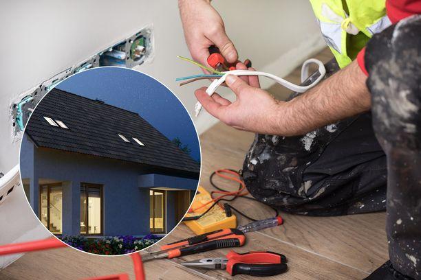 Miten nopeasti sähköasentajan saa paikalle riippuu pitkälti myös siitä, millaista työtä on tarjolla.