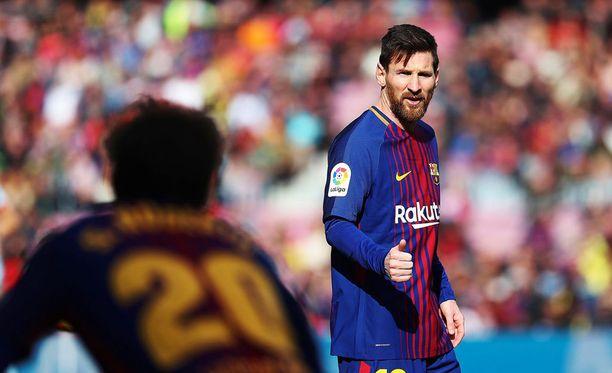 Lionel Messi ei maajoukkueessa ole loistanut aivan samaan tapaan kuin Barcelonassa.