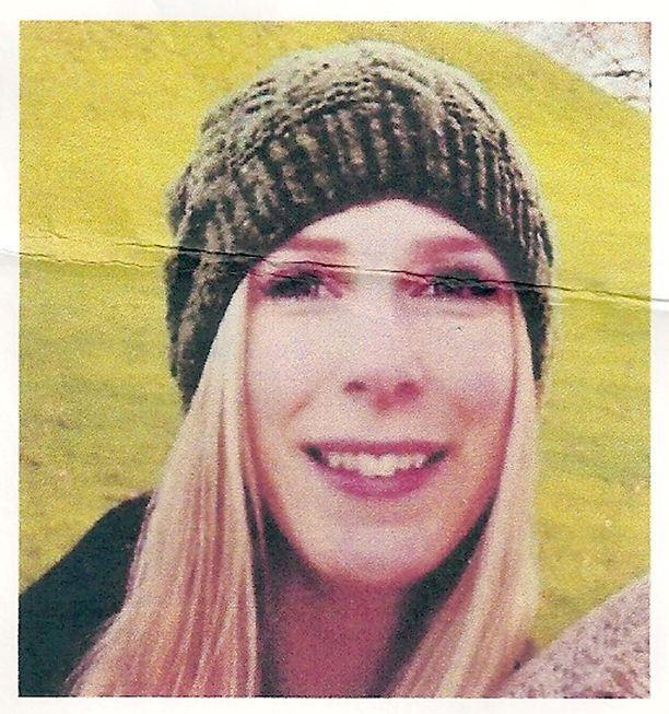 Perhe antoi julkisuuteen tämän kuvan Lontoossa kuolleesta Chrissy Archibaldista.