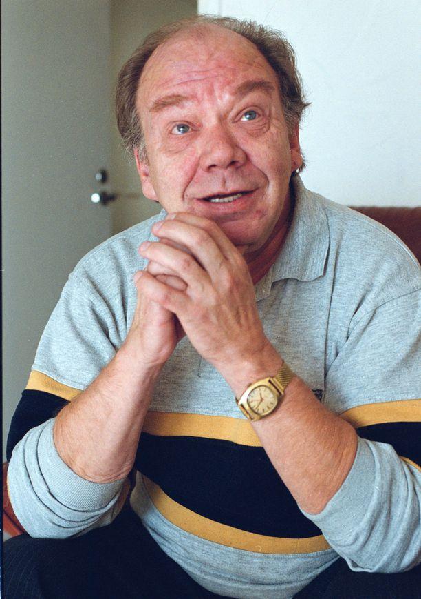 Jukka Raitanen vuonna 2000.