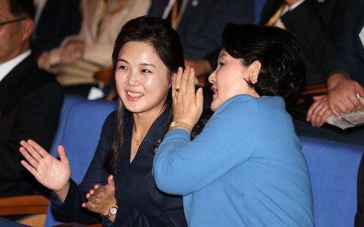 Kim Jong-unin vaimo on ollut poissa julkisuudesta yli vuoden –mitä Ri Sol-julle tapahtui?
