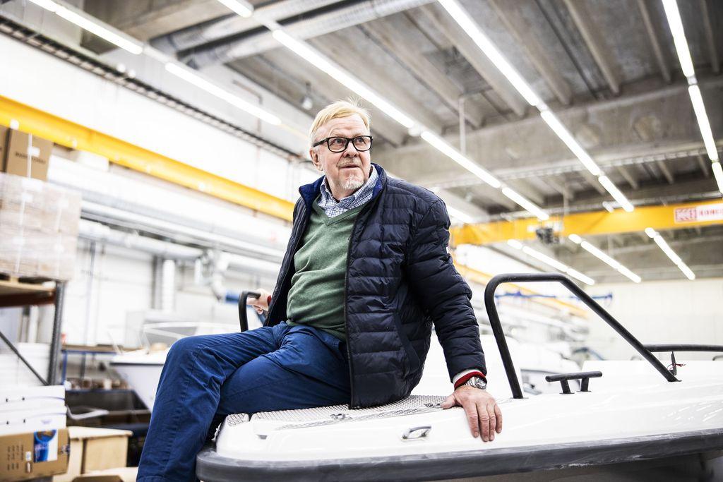 71-vuotias Raimo Sonninen päätti syksyllä 2018 myydä elämäntyöyrityksensä 49 vuoden yrittäjyyden jälkeen.