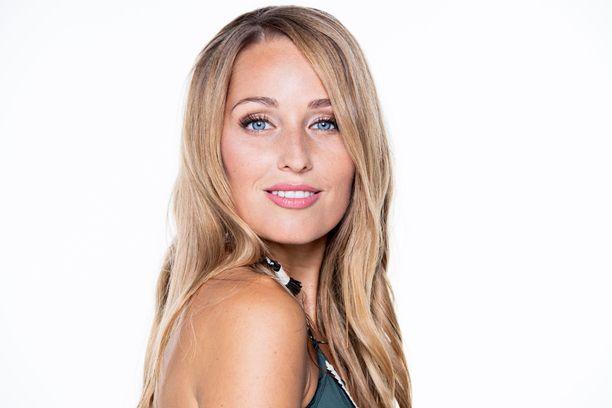 Jenna Ruohola kilpaili Miss Suomi -finaalissa jo toista kertaa.