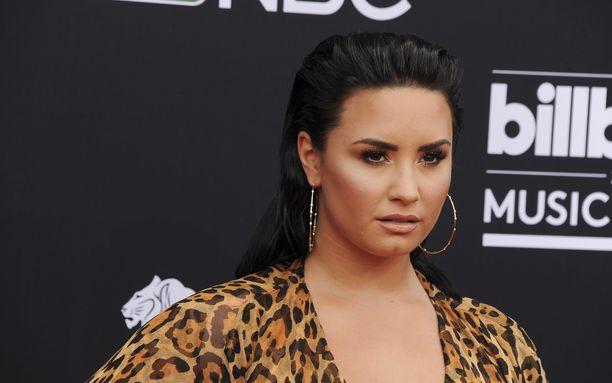 Demi Lovato on tutkinut itseään tarkemmin.