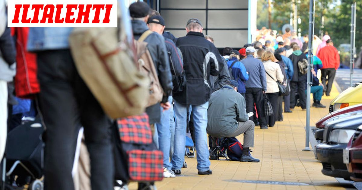 Työttömyys Suomi