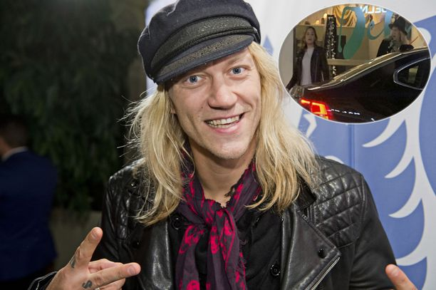 Jukka Hilden vei Chachin Leijonien MM-kultajuhliin.