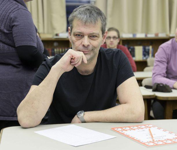 Kirjailija Roman Schatz ei ole mukana Vain elämää -ohjelmassa. Kuva vuodelta 2013.