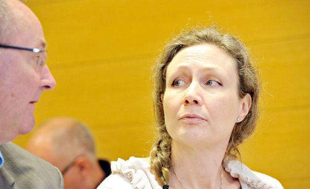 Anneli Auerin oikeudenkäynnin asiakirjojen salaisuus pysyi ennallaan.