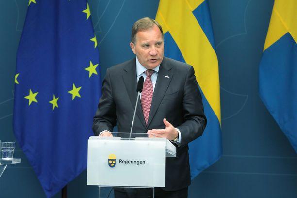 Pääministeri Stefan Löfven ei varmasti haluaisi johtaa Ruotsia uusiin vaaleihin katastrofaalisesti hoidetun koronakriisin aikana.