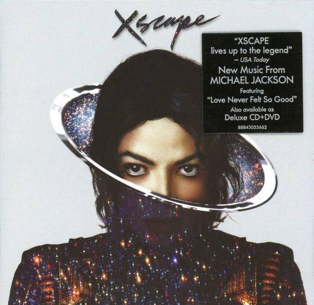 Michael Jacksonin Xscape-levy julkaistiin 9. toukokuuta postuumisti. Se on tällä hetkellä Billboard-listalla sijalla kaksi.