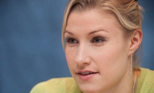 Hanna-Maria Seppälä karsiutui.