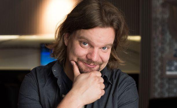 Ismo Leikola tienasi vuonna 2015 51 848 euroa.