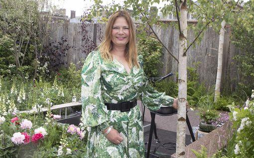 Mikä kunnia! Taina loihti ensimmäisenä suomalaisena lumoavan puutarhan arvostettuun näyttelyyn - herttuatar Catherinelta oma versio