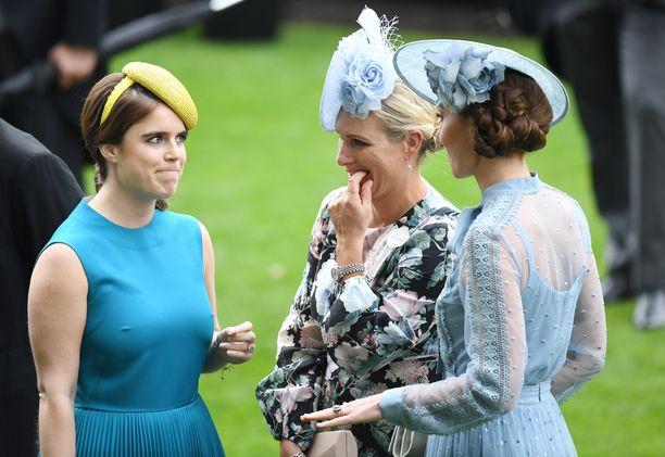 Onko prinsessa Eugeniella iloisia uutisia kerrottavanaan?