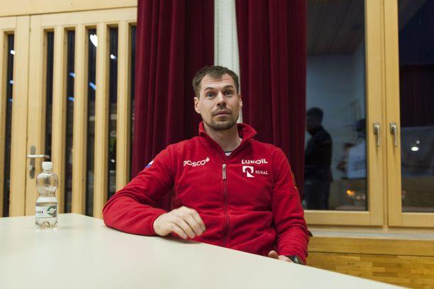 Sergei Ustjugov on joutunut dopingjäähylle, vaikkei ole koskaan antanut positiivista näytettä.