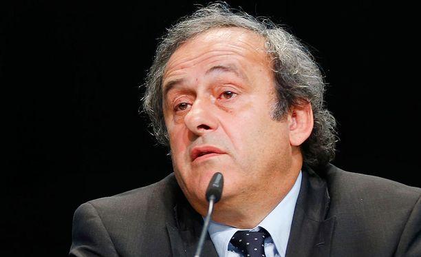 Heyselin tragedia on Michael Platinin katkerin muisto.