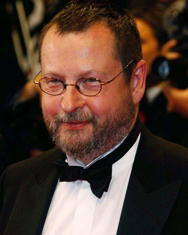 Elokuvaohjaaja Lars von Trier Cannesissa vuonna 2009.