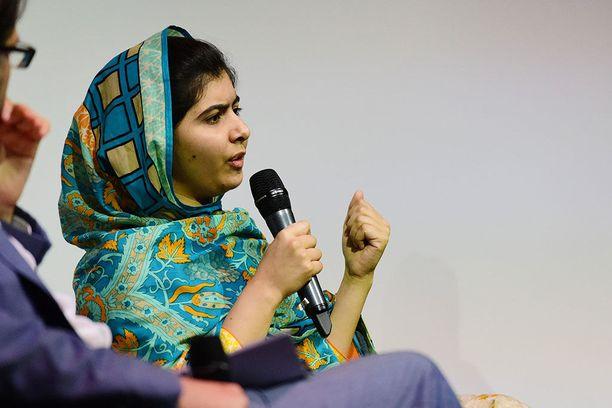 Malala Yousafzai, kaikkien aikojen nuorin Nobel-palkittu, on omistanut elämänsä lasten oikeuksille.