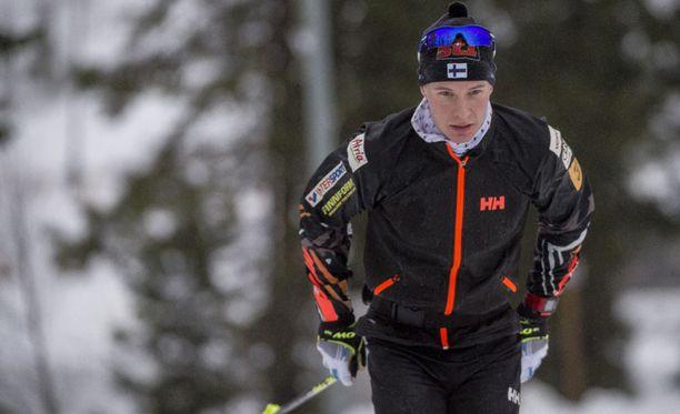 Matti Heikkinen on elämänsä kunnossa.