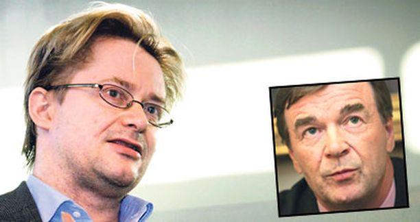 Yleisradion toimitusjohtaja Mikael Jungner luottaa täysin Silminnäkijän tietoihin ja pitää Timo Kallin vaatimusta osana keskustan puolustusta.