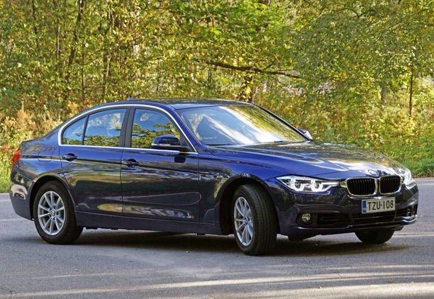 Kun katsotaan automerkkejä, niin BMW on kolmanneksi halutuin automerkki Skodan ja VW:n jälkeen.