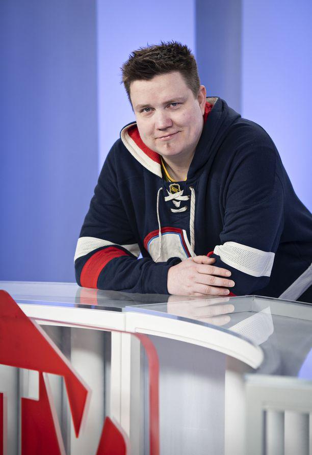 Vedonlyöntiasiantuntija Pete Käenmäki.