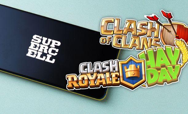Supercell on suomalainen menestystarina, jonka pelien käyttäjämäärät lasketaan miljardeissa.