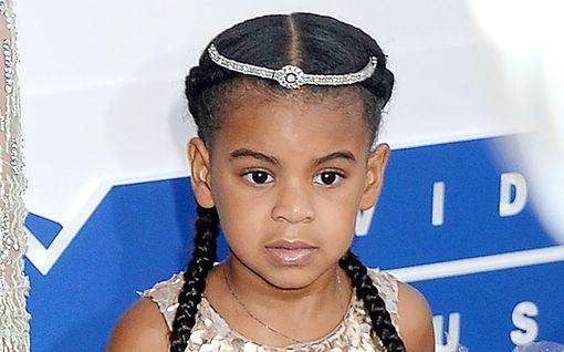 Blue Ivyn voittoputki jatkuu – Beyoncén ja Jay-Z:n 8-vuotias tytär palkittiin kappaleestaan