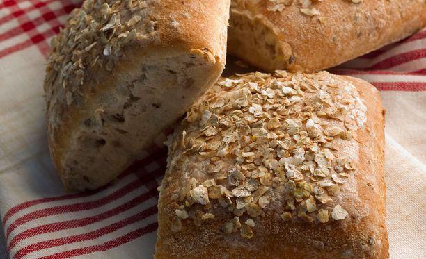 Keliakia on sairaus, jossa vehnän, ohran ja rukiin sisältämä gluteeni vaurioittaa ohutsuolen limakalvoa.