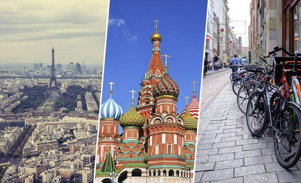 Lentokoneen siivin Suomesta pääsee kesällä näillä näkymin niin Eurooppaan, Aasiaan kuin Pohjois-Amerikkaan.