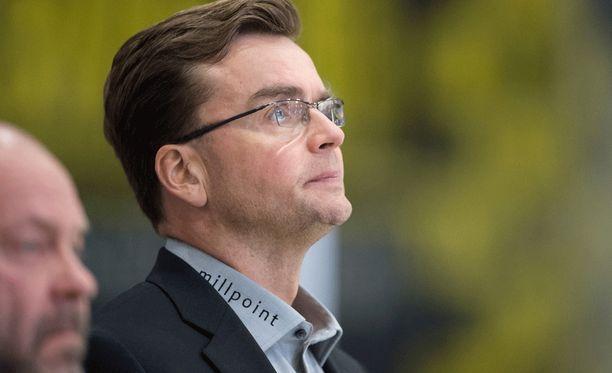 Pekka Tirkkonen oli niukkasanainen SaiPan hylätystä maalista.