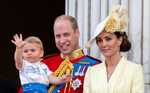 Prinssi Louis täyttää 2 vuotta – äidin ottamissa tuoreissa kuvissa tärkeä sanoma