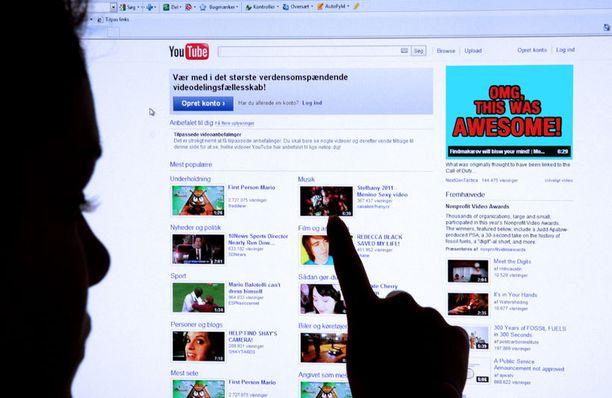 Youtube-videoiden lataamisessa omalle koneelle on syytä olla tarkkana.