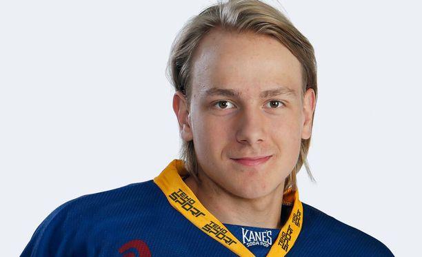 Mikko Kokkonen tekee debyyttinsä SM-liigassa.