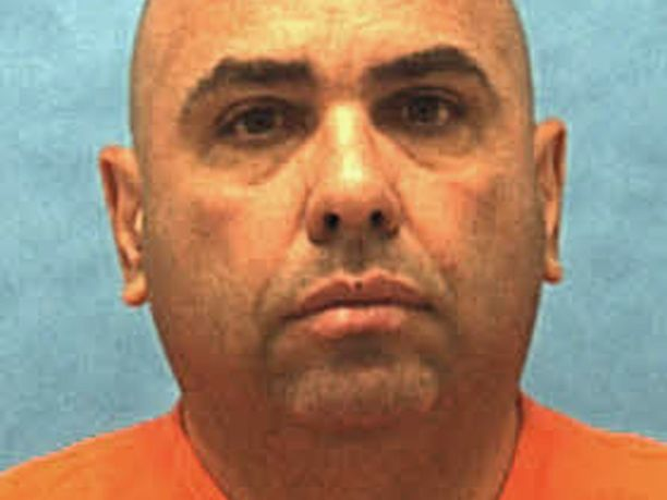 Jose Jimenez puukotti ja hakkasi 63-vuotiaan naisen kuoliaaksi ryöstöyrityksen yhteydessä.