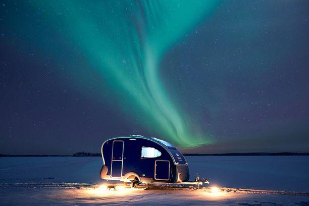 Aurora Wagon on mahdollisuus viettää aikaa kaikessa rauhassa kaukana muista.