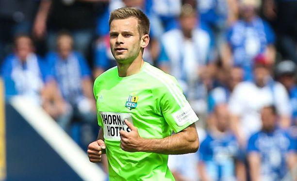 Mikko Sumusalo edusti viimeksi saksalaista Chemnitzer FC:tä.