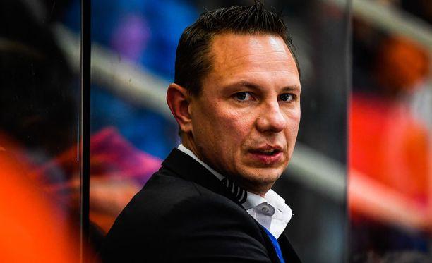 Jussi Tapola on Jukka Rautakorven pitkäaikainen työpari.