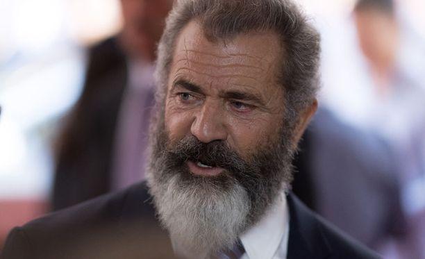 Mel Gibson on Irlannissa kuvaamassa uutta elokuvaansa.